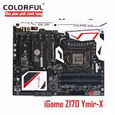 Bo mạch chủ -Mainboard Colorful Z170 iGame Extreme (7 khe PCI)