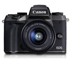 Máy ảnh Canon  EOS M5 Kit  Lens 15 – 45 IS STM