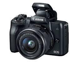 Máy ảnh Canon  EOS M50 Kit  Lens 15 – 45 IS STM
