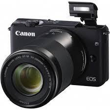 Máy ảnh Canon  EOS M10 Kit  Lens 15– 45 IS STM