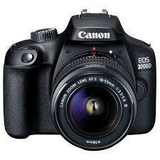 Máy ảnh Canon  EOS 3000D Kit  Lens 18 – 55 III