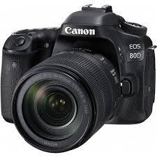 Máy ảnh Canon  EOS 80D KIT  18 -55 IS STM