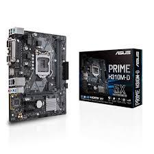 Bo Mạch Chủ - Mainboard ASUS PRIME H310M-D (Coffee Lake)