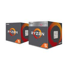 Bộ vi xử lý - CPU AMD Ryzen 5 2400G 3.6 GHz (3.9 GHz with boost) / 6MB / 4 cores 8 threads / Radeon Vega 11 / socket AM4