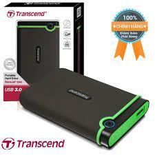 Ổ Cứng Di Động Transcend 4TB StoreJet 2.5