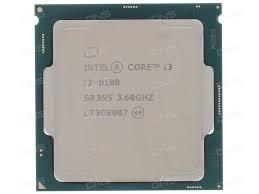 Bộ vi xử lý - CPU Intel® Coffee Lake Core I3 - 8100 (3.6GHz) TRAY