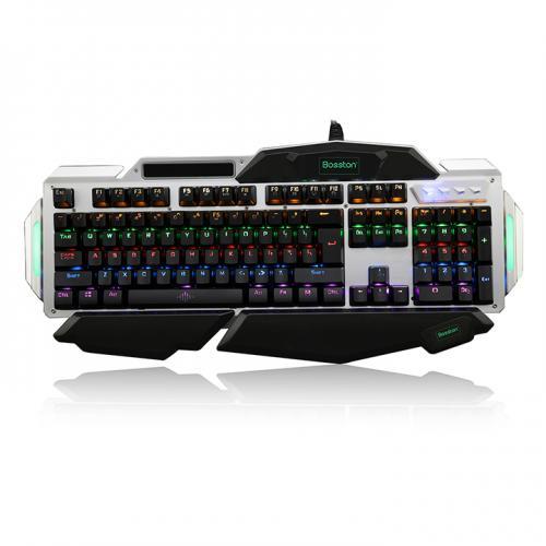 Bàn phím cơ Bosston MK915 USB - Đèn led RGB