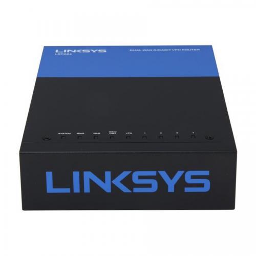 Thiết bị mạng - Router Linksys LRT224