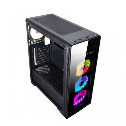 Vỏ máy tính Xigmatek AURA BLACK NO FAN (EN40742)