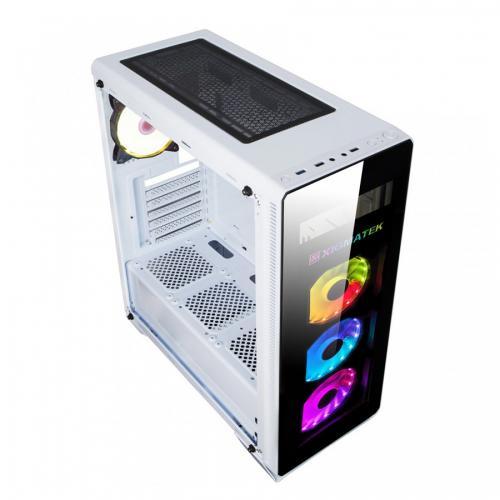 Vỏ máy tính Xigmatek AURA WHITE NO FAN (EN40759)
