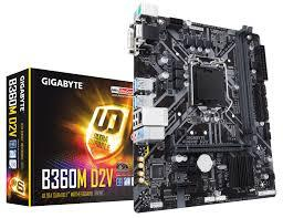 Bo Mạch Chủ - Mainboard Gigabyte GA-B360MD2V (Coffee Lake)