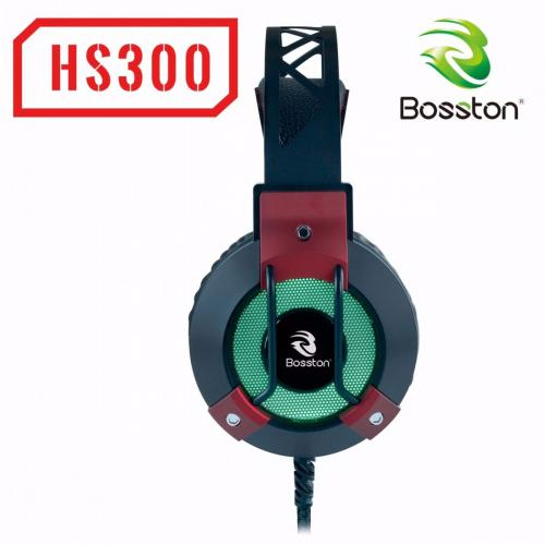 Tai nghe- HeadPhone Bosston HS300-LED