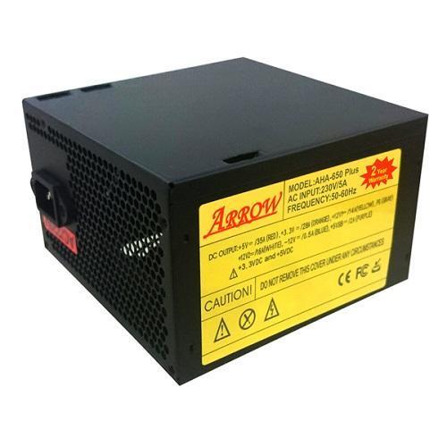 Nguồn máy tính ARROW 650W FAN 12CM CTY