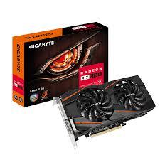 VGA Gigabyte RX580GAMING-8GD (AMD Radeon/ 8Gb/ DDR5/ 256 Bits)