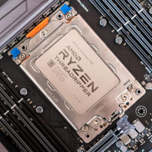 CPU AMD RYZEN Threadripper 1950X 16-Core / 32 Threads 3.4 GHz