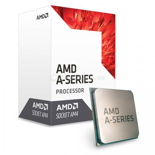 CPU AMD Bristol Ridge A8-9600 APU (Up to 3.4Ghz/ 2Mb cache)