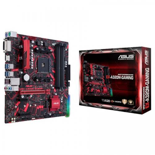 Bo Mạch Chủ - Mainboard Asus EX A320M Gaming