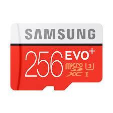 Thẻ nhớ Micro SDXC Samsung EVO Plus 256GB 100MB/s