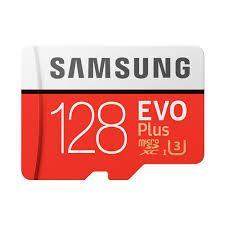 Thẻ nhớ Micro SDXC Samsung EVO Plus 128GB