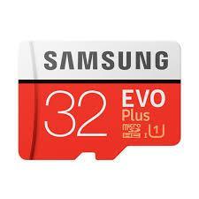 Thẻ nhớ Micro SDXC Samsung EVO Plus 32GB