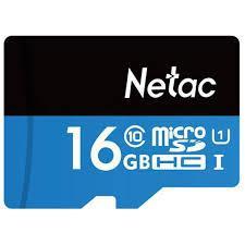 Thẻ nhớ Micro SD Netac U1 16G
