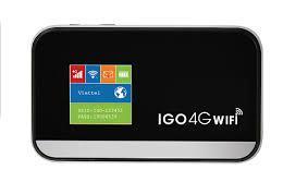 Bộ phát Wifi 4G IGO KINGTEK