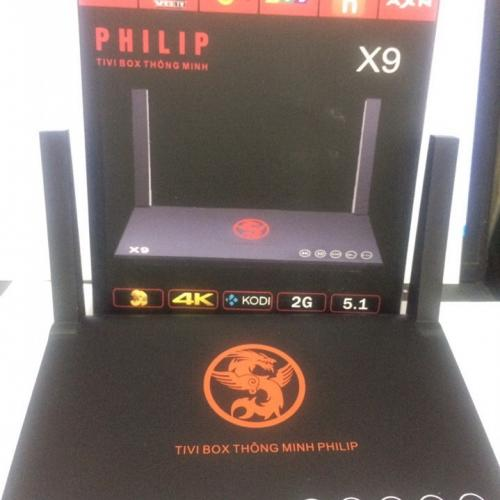 TIVI BOX SANNY X9  RAM 1G ANROID