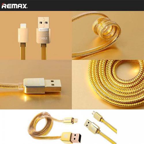 CÁP SẠC NHANH IPHONE REMAX RC-016I – ANDROI