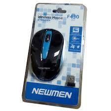 Chuột máy tính không dây Newmen F430- Wireless