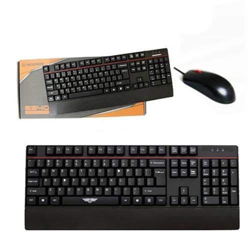 Combo Bàn phím & Chuột máy tính Newmen T260