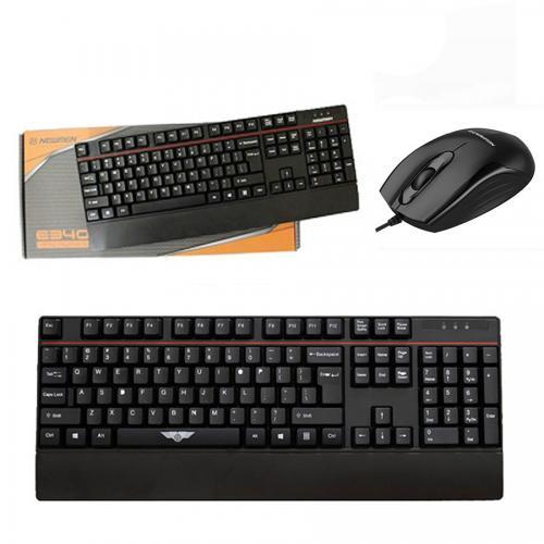 Combo Bàn phím & Chuột máy tính Newmen E340 - M266