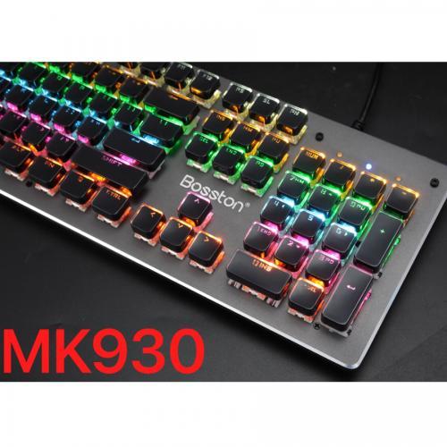 Bàn phím cơ Bosston MK930 USB