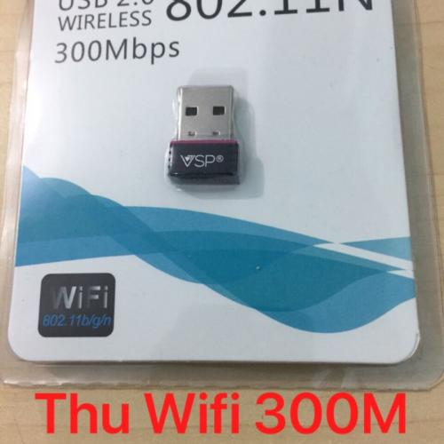 Bộ thu sóng Wifi VSP CHUẨN 802.11N 300Mbps