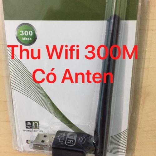 Bộ thu sóng Wifi VSP CHUẨN 802.11N- 1 ANTEN(300Mbps)
