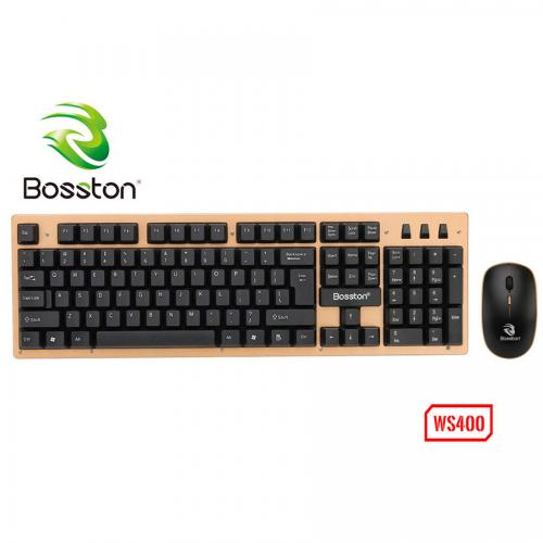 Combo Bàn phím & Chuột máy tính Bosston WS400