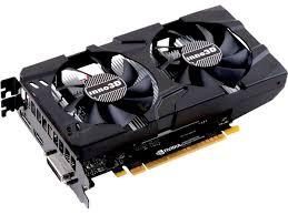 Card Màn Hình - VGA INNO3D GeForce GTX1050 TWIN X2 2GB