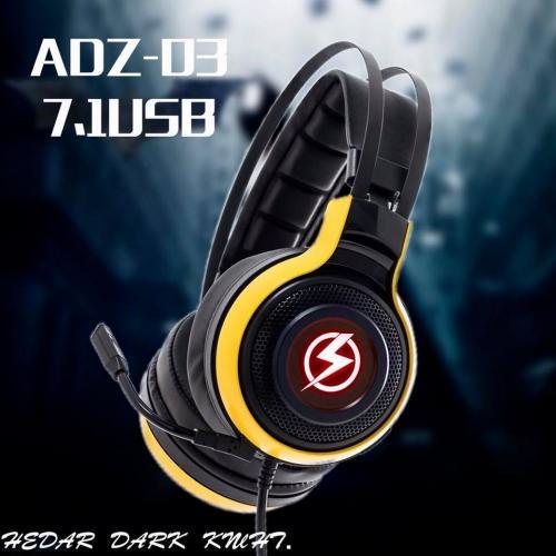 Tai Nghe Lightning ADZ03 - 7.1 USB