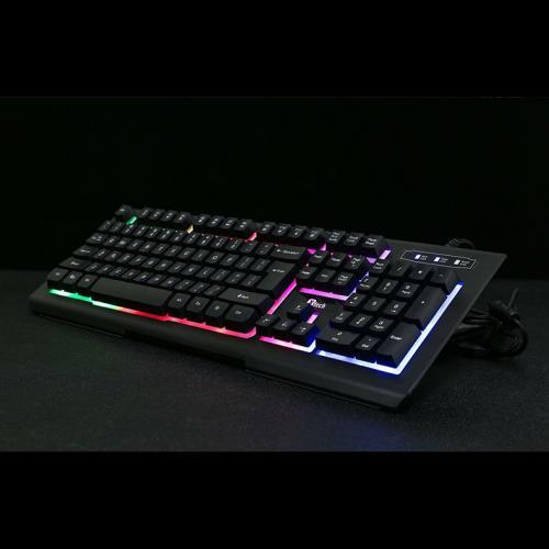 Bàn phím Xtech Gaming RGB (CHỐNG NƯỚC)