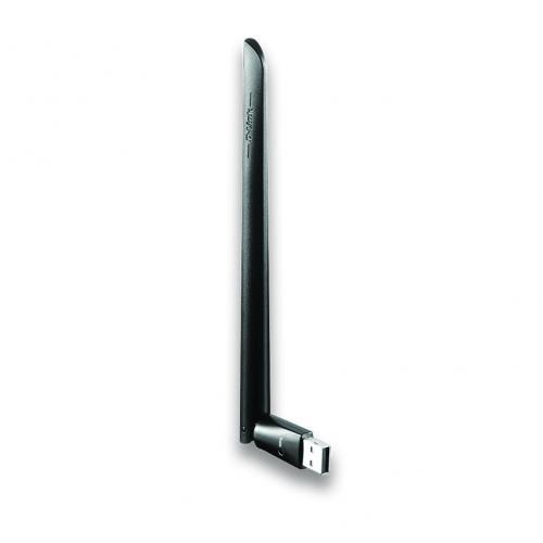 Bộ thu sóng Wifi D-Link DWA-172 USB AC600 Dual Band Anten 3dBi