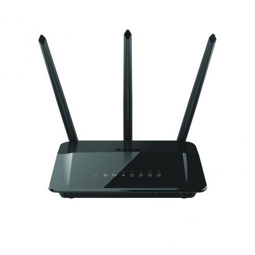Thiết bị mạng - Router D-Link DIR-859 AC1750