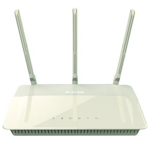 Thiết bị mạng - Router D-Link DIR - 880L Wireless - AC1900