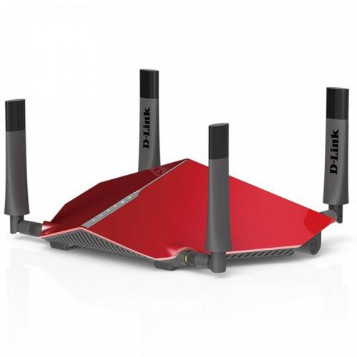 Thiết bị mạng - Router D-Link DIR - 885L Wireless - AC3150