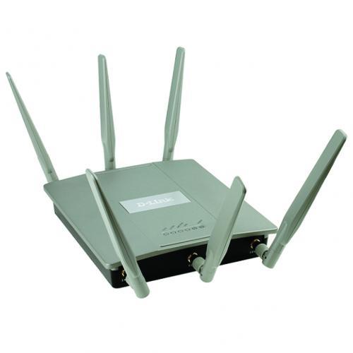 Thiết bị mạng - Router D-Link DAP-2695 AC1750 (N-450Mbps + AC-1300Mbps)