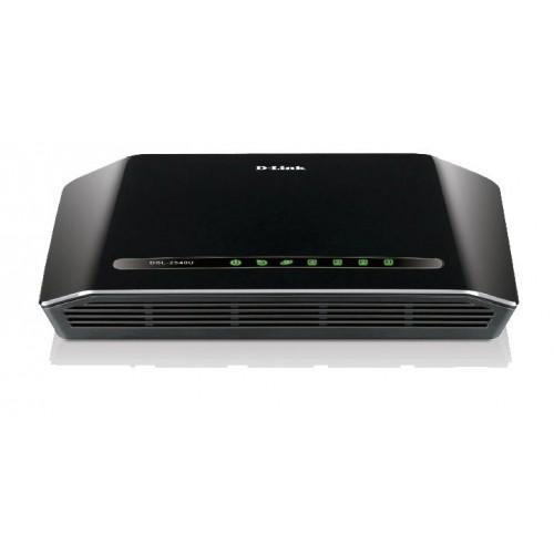 Thiết bị mạng - Modem ADSL D-Link DSL-2540U 4PORT ETHERNET ROUTER