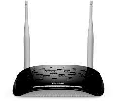 Thiết bị mạng - Modem TP-Link ADSL2 TD-W8971N 300Mbps Wireless