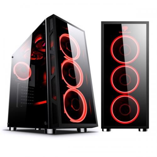 Vỏ máy tính Chanpion Crystal -400MM BLACK