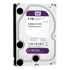 Ổ Cứng HDD Western Purple AV 4TB(Tím) 3.5
