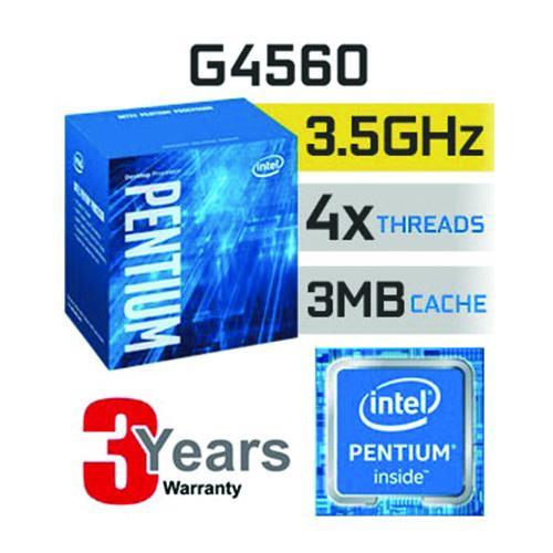 CPU Intel® Pentium G4560 BOX