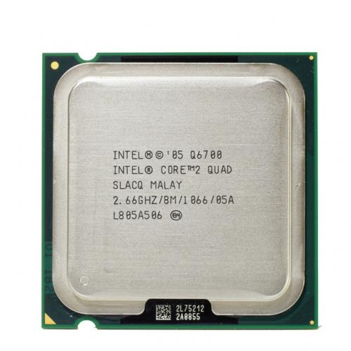 CPU Intel® Core 2 QUAD Q6700