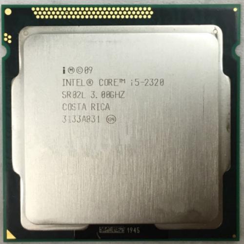 CPU Intel® Core i5 2320 TRAY FAN I3